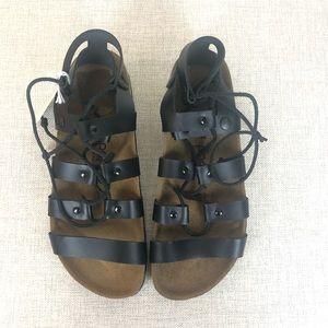 Birkenstock Papillio Cleo Gladiator Sandals, 39